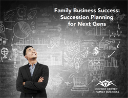 Family Business Success: Succession Planning for Next Gens