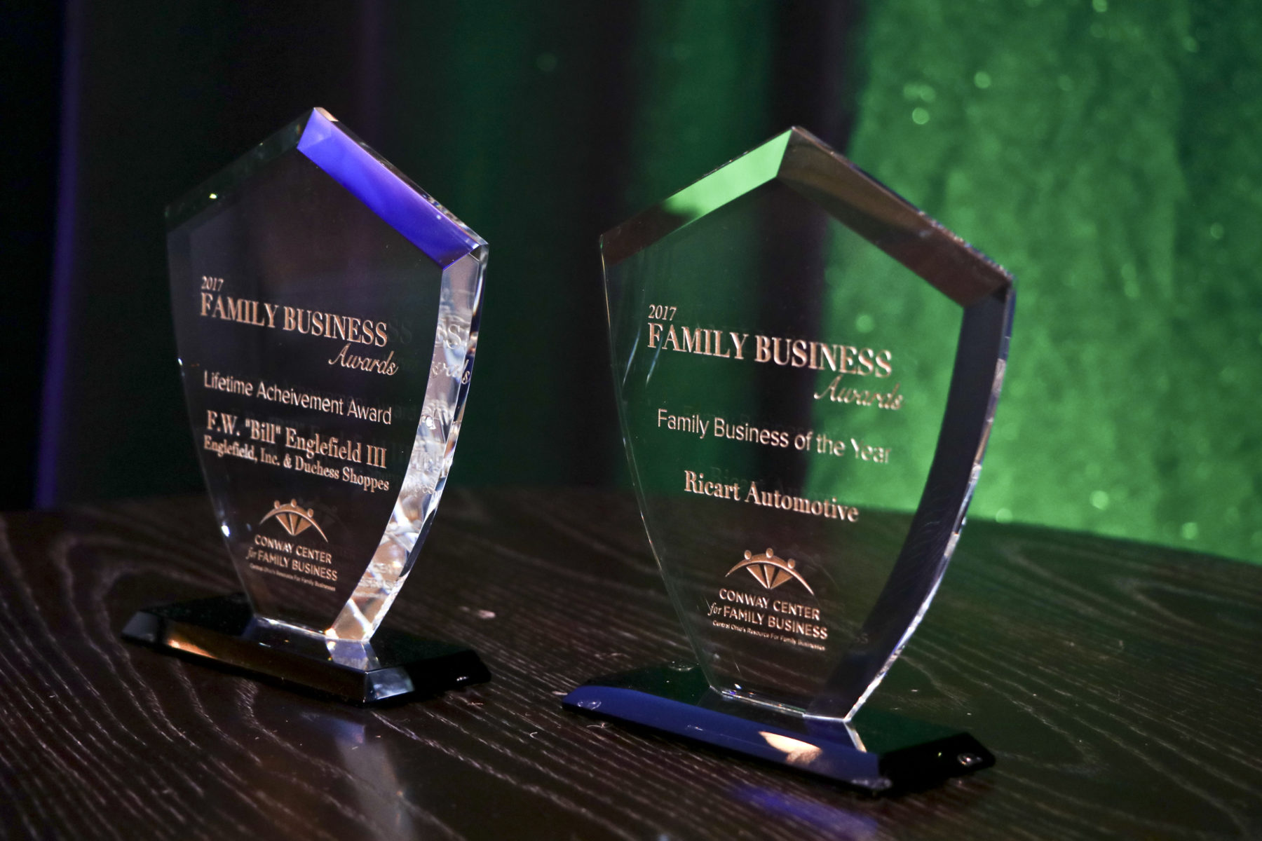 Conway Family Business Awards