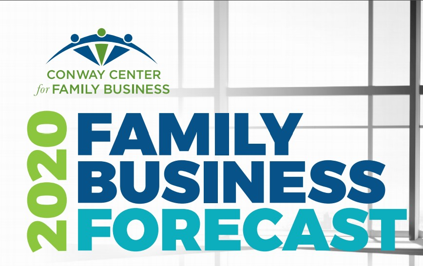 2020 Conway Center for Family Business Forecast