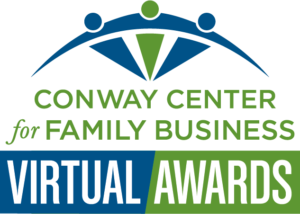 Conway Center Family Business Awards Logo